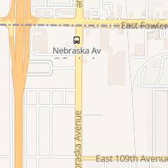 Directions for Peking Fast Food in Tampa, FL 11303 N Nebraska Ave