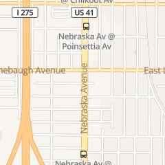 Directions for Why Not Bar in Tampa, FL 9906 N Nebraska Ave