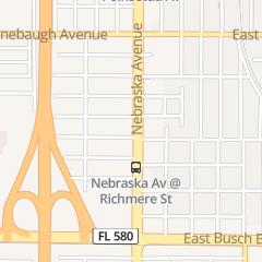 Directions for Fisherman's Pub in Tampa, FL 9602 N Nebraska Ave
