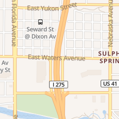 Directions for Porch Pizza & Bbq Inc in Tampa, FL 310 e Waters Ave