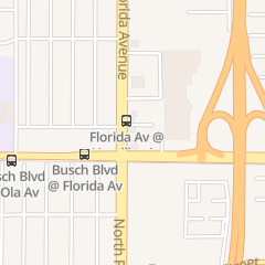 Directions for Burger King in Tampa, FL 9211 N Florida Ave