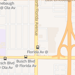 Directions for Parthenon Cafe in Tampa, FL 9393 N Florida Ave