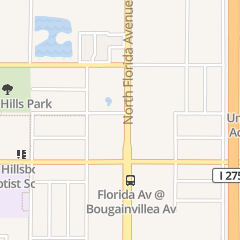 Directions for The Cuban Sandwich Shop in Tampa, FL 10434 N Florida Ave