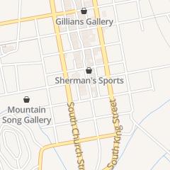 Directions for Octane in Hendersonville, NC 109 S Main St
