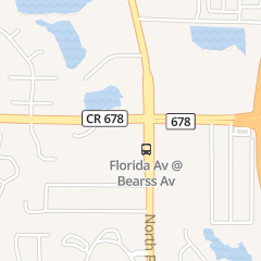 Directions for McDonald's Restaurant in Tampa, FL 104 W Bearss Ave
