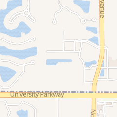 Directions for Hope Services in University Park, FL 5265 University Pkwy Unit 101