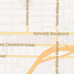 Directions for McDonald's Restaurant in Tampa, FL 1520 W Kennedy Blvd