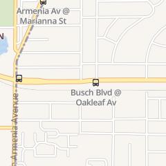 Directions for Milk N Honey Tea Room in Tampa, FL 2092 W Busch Blvd