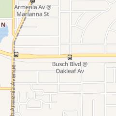 Directions for El Caballero DE Los Mares in Tampa, FL 2104 W Busch Blvd