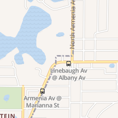 Directions for Custy Pizza in Tampa, FL 2313 W Linebaugh Ave # W