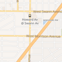 Directions for TOTAL HEALTH AND WELLNESS CENTER in Tampa, fl 936 S Howard Ave Ste D