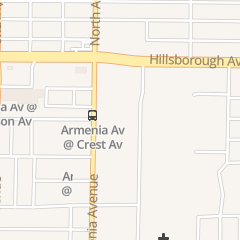Directions for Revealing Truth Ministries in Tampa, FL 5201 N Armenia Ave