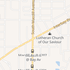 Directions for Uncle Lee's Firewood in Tampa, FL 5834 S Macdill Ave