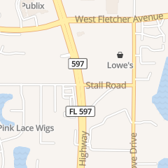 Directions for Denny's Restaurant in Tampa, FL 12703 N Dale Mabry Hwy