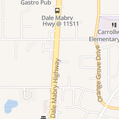 Directions for Platinum Nail Salon in Tampa, FL 11127 N Dale Mabry Hwy # N