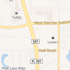 Directions for A & Q Nail Salon in Tampa, FL 12923 N Dale Mabry Hwy