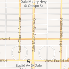 Directions for Thai in Tampa, FL 3424 S Dale Mabry Hwy