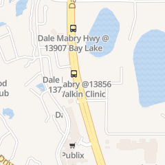 Directions for E Nails in Tampa, FL 13727 N Dale Mabry Hwy