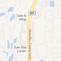 Directions for T & D Nail in Tampa, FL 14455 N Dale Mabry Hwy