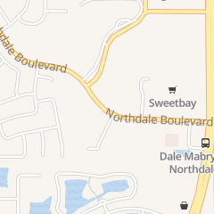 Directions for Carrollwood Nail Salon in Tampa, FL 3825 Northdale Blvd
