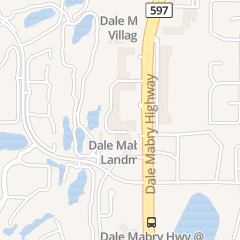 Directions for Bally Total Fitness in Tampa, FL 14350 N Dale Mabry Hwy