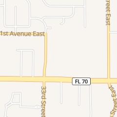 Directions for Dynamite Locksmith in Bradenton, FL 5177 33rd St E # E