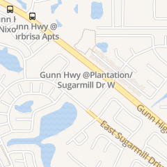 Directions for Planet Fitness in Tampa, FL 4802 Gunn Hwy Ste 140