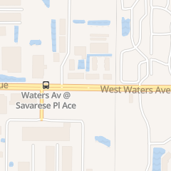 Directions for Caltas 24 7 Fitness in Tampa, FL 4913 W Waters Ave