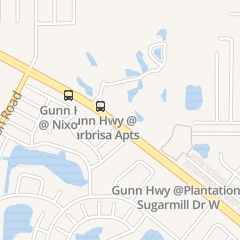 Directions for Waterfall in Tampa, FL 5325 Gunn Hwy