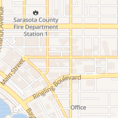 Directions for Doyle Commercial Locksmith in Sarasota, FL 1548 Main St