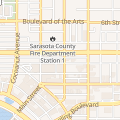 Directions for Mobile Locksmith in Sarasota, FL 1487 2nd St