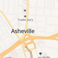 Directions for Staples in Asheville, NC 65 Merrimon Ave