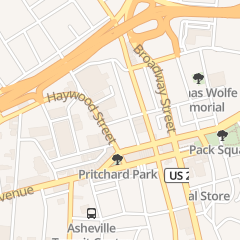 Directions for Asheville Eye Medical & Surgical Associates PLLC in Asheville, NC 8 Medical Park Dr