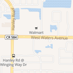 Directions for Nail Art in Tampa, FL 7065 W Waters Ave