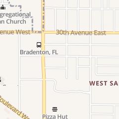 Directions for Abbott the Locksmith in Bradenton, FL 112 32nd Ave E