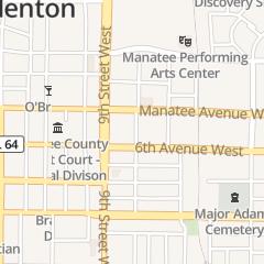 Directions for Florida State School of Pool & Billards in Bradenton, FL 520 8Th St W