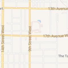 Directions for Palmetto Locksmith in Bradenton, FL 812 17th Ave W