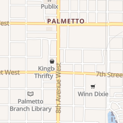 Directions for Oracle Locksmith in Palmetto, FL 800 8th Ave W
