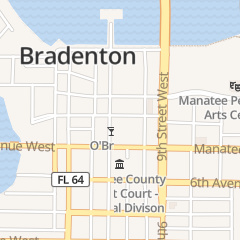 Directions for Pop-A-Lock in Bradenton, FL 1017 4th Ave W