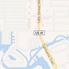 Directions for Manatee Locksmith & Key in Bradenton, FL 6906 14th St W