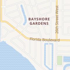 Directions for Emergency A4u Locksmith in Bradenton, FL 2816 Bowdoin Pl