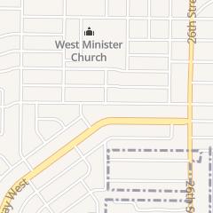 Directions for Lock Man Locksmith in Bradenton, FL 3001 23Rd Ave W