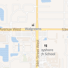 Directions for Patriot Locksmith in Bradenton, FL 5310 34th St W