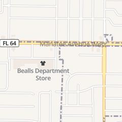 Directions for Emergency A4u Locksmith in Bradenton, FL 6360 7th Ave W