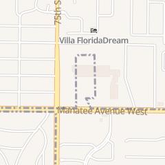 Directions for Crosstar Locksmith in Bradenton, FL 7350 Manatee Ave W