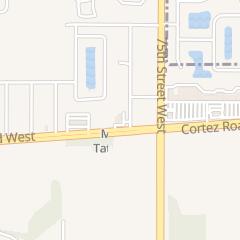 Directions for Scarlet Locksmith in Bradenton, FL 7604 Cortez Rd W