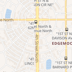 Directions for Ermira's Nail Spa Inc in Saint Petersburg, FL 6038 4th St N