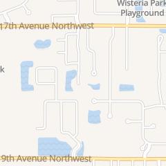 Directions for Assured Locksmith Training in Bradenton, FL 1307 91st CT Nw