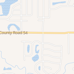 Directions for Trinity Yoga in New Port Richey, FL 8514 Old County Road 54