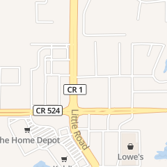 Directions for Decubellis Chiropractic Center in New Port Richey, FL 8614 Little Rd